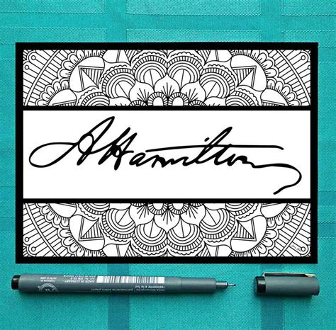 Musical theatre coloring sheets pages template. Hamilton SET 2 Broadway Coloring Card Musical Theater   Etsy in 2020   Color card, Coloring ...
