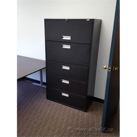 Locking File Cabinet Staples by Staples Black 5 Drawer Lateral File Cabinet Locking