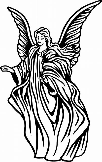 Angel Guardian Clipart Clipartmag