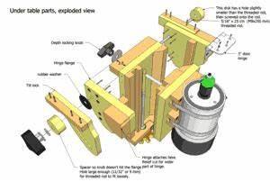 Wood Working: Adirondack chair plans in metric