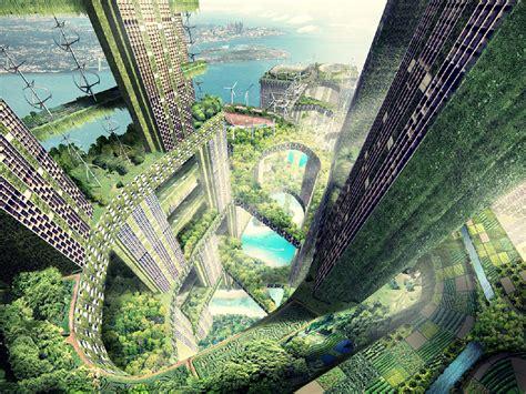 Beyond Green Building Seasteading Vertical Farming