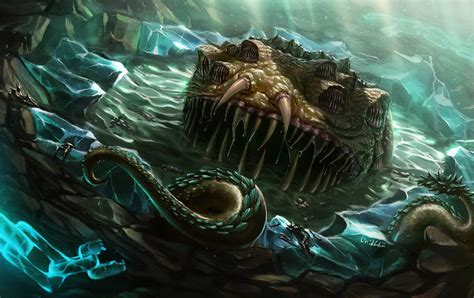 Yogg Saron By Unidcolor On Deviantart