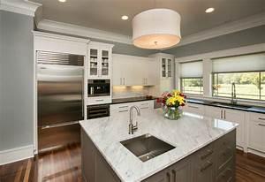 modern farmhouse kitchen modern kitchen dallas by With modern kitchen and bath designs