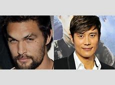 Jason Momoa and Byunghun Lee Saddle Up for 'Magnificent