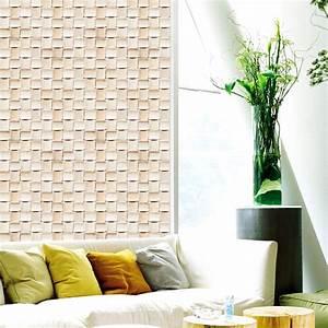 Fliesen Tapete Küche Selbstklebend : tapete selbstklebend dekofolie eco stein apricot ~ Michelbontemps.com Haus und Dekorationen