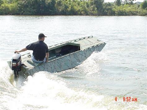 Duck Hunter Boat Build by Duckhunter Wooden Boat Plans