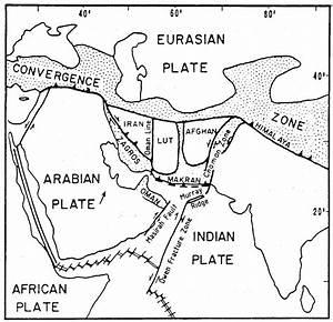 Saudi Arab Geological History  U2013 World Geology