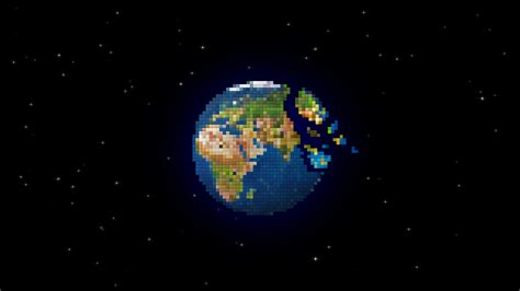 Terra 4k Wallpapers by Pixel Earth 4k Ultra Papel De Parede Hd Plano De Fundo
