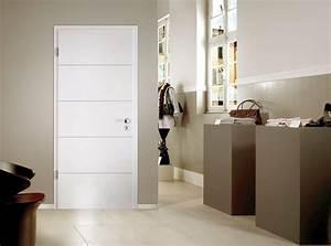 meilleur porte de garage et porte interieur bois blanche With porte de garage de plus porte interieur blanche