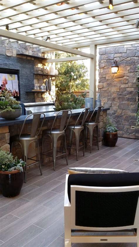 recouvrir plan de travail cuisine 23 creative outdoor bar design ideas