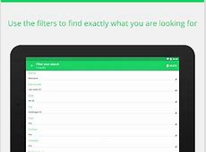 Find job offers Trovit Jobs App Report on Mobile Action