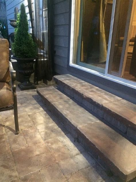 patio steps  love  replace  sliders  french doors