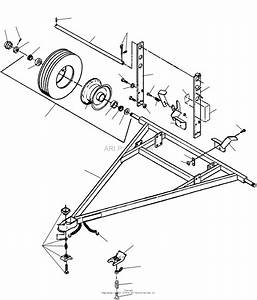 Trailer Frame Diagram