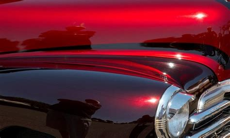 car paint colors red the evolution of automobile paint