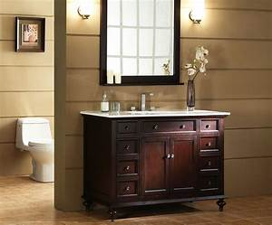 glenayre 48 inch traditional bathroom vanity dark With classic vanities bathrooms