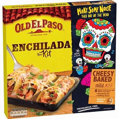 Paso Dead Enchilada Campaign Kit Mexican Spirit