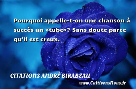 citation andr 233 birabeau les citations d andr 233 birabeau