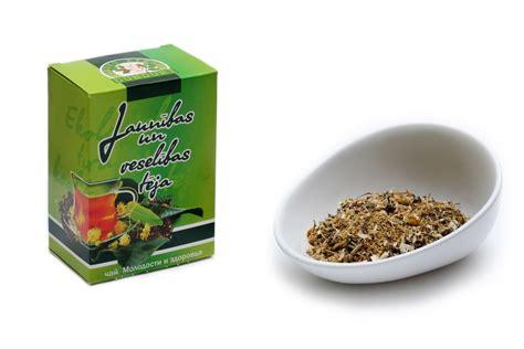 Jaunības un veselības tēja - dunduri.eu
