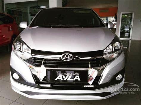 jual mobil daihatsu ayla 2019 deluxe 1 0 di dki jakarta manual hatchback silver rp 141 850 000