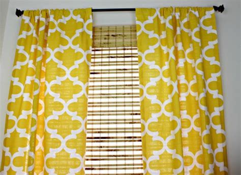1000 ideas about yellow curtains on pinterest yellow