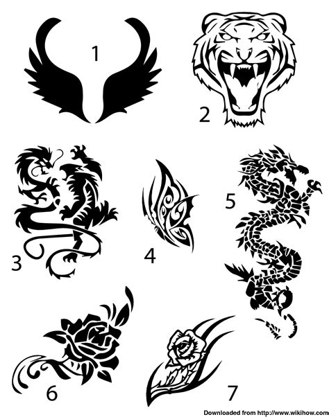 easy temporary tattoo: draw your design on a piece of paper with a gel pen. chose where you want