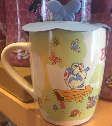 + 2 225,64 rub доставка. Disney Parks Bambi Ceramic Coffee Mug with Silicon Lid New - Walmart.com - Walmart.com