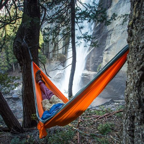 one person hammock tribe provisions adventure single person hammock save 35