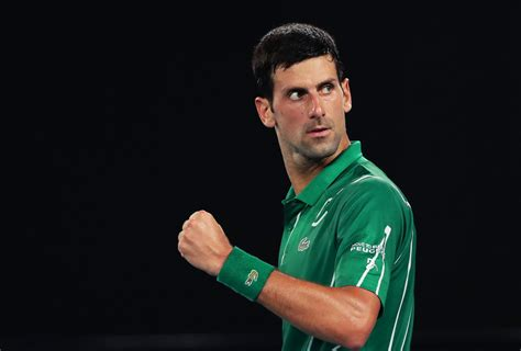 The serb battled his way past the german in four sets. WATCH: Novak Djokovic Begins Training in Marbella in ...