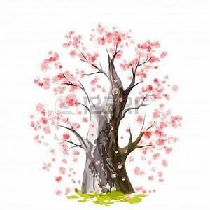 Tatouage Arbre Japonais : stylis floraison cerisier japonais id e tatouage arbre ~ Melissatoandfro.com Idées de Décoration