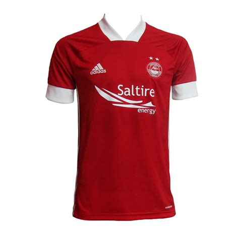Aberdeen FC 2020-21 Adidas Kits Revealed | The Kitman