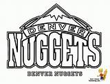 Coloring Nuggets Denver Teams Nike Basketball Warriors Golden State Nba Printable Cleveland Drawing Cavaliers Sport Clipart Cavs Kidsplaycolor Getcolorings Sheets sketch template