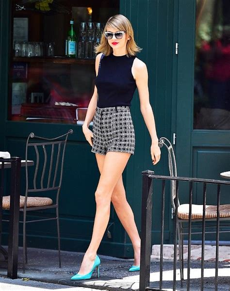 25 Cute Outfits With High Waisted Shorts For A Chic Look