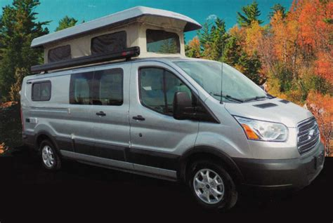 transit van conversion examples standard plans custom
