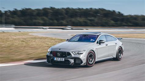 The brabus model comes with changes inside and out. Rocket 900 Is Brabus' 888 HP Mercedes-AMG GT 63 S - autoevolution