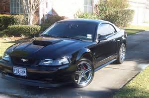 2002 Ford Mustang GT Black