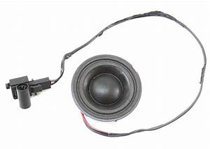 Front Door Tweeter Speaker 04-06 Vw Phaeton