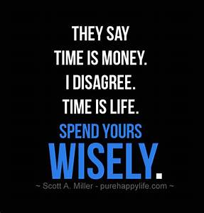 TIME IS MONEY Quotes Like Success