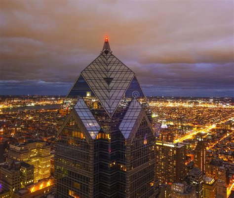 Two Liberty Tower In Philadelphia - Aerial View ...
