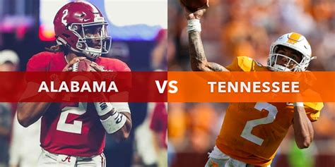 college football preview alabama  tennessee