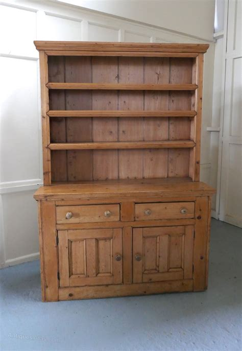 victorian rustic farmhouse kitchen pine dresser antiques atlas