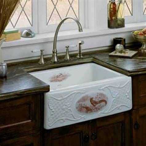 kohler retrofit apron sink country kitchen sink vintage apron and style ideas on