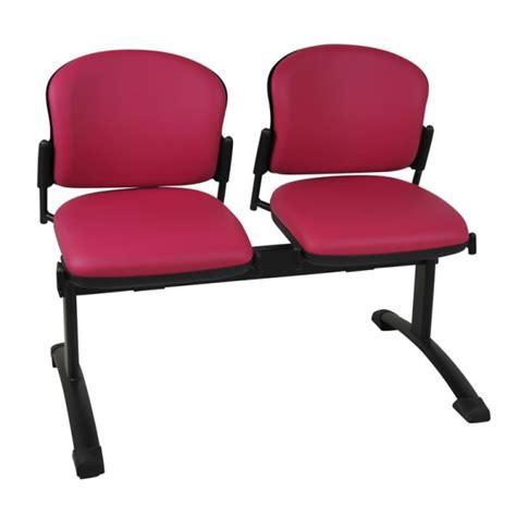 banquette 2 places pour salle d attente roisel vog