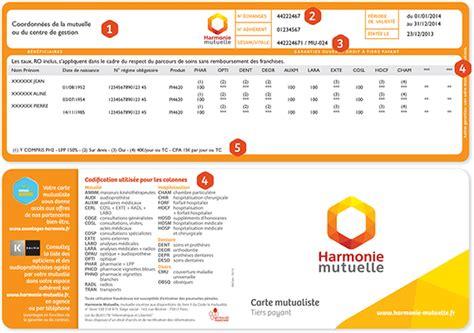 harmonie mutuelle adresse siege carte mutuelle santé carte mutualiste harmonie mutuelle