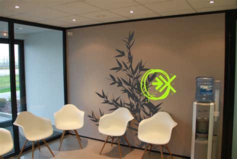 deco bureau design décoration mur bureau