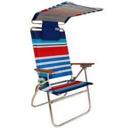 15376 hi boy 7 position chair w canopy usa stripe