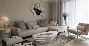 1001 idees salon taupe notre jardin d39idees en 57 With mur couleur taupe clair