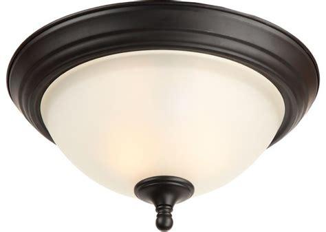 galveston flush mount ceiling fixture black modern