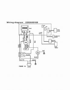Frigidaire Model Fdl25p11 Dehumidifier Genuine Parts