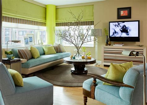 peinture cuisine vert anis 25 green living rooms and ideas to match