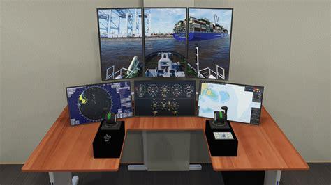 Tugboat Training by Tug Simulator Vstep Simulation